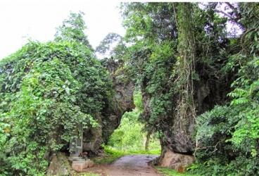 Điểm đến lịch sử: Cha Lo - Cổng Trời